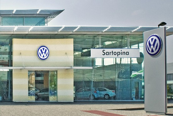 Sartopina Volkswagen
