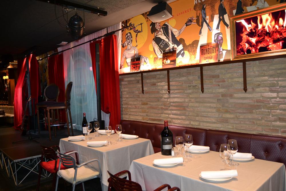 Restaurante Café Mecano