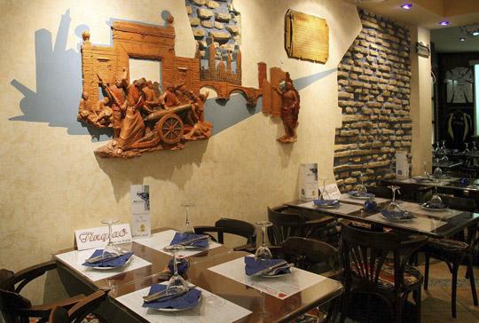 Cenador Bocatería Tinglao