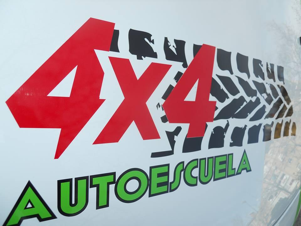 Autoescuela 4X4