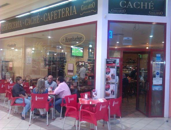 Cafetería Cervecería Caché